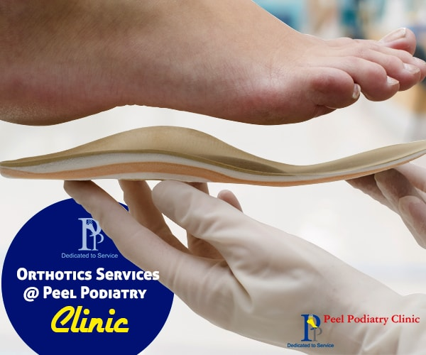 orthotics services Mandurah