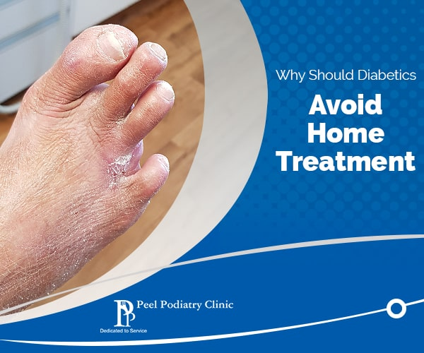 avoid diabetic home treatment