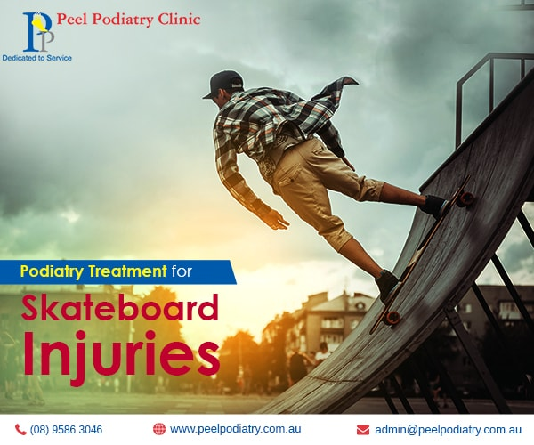 Podiatry Clinic to Treat Skateboard Injuries