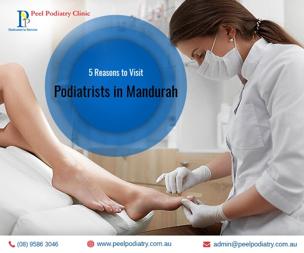 Podiatrists in Mandurah