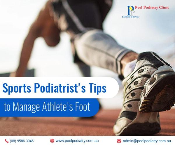 Sport's podiatrist tips
