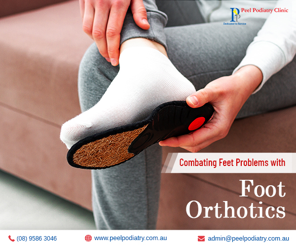 foot orthotics