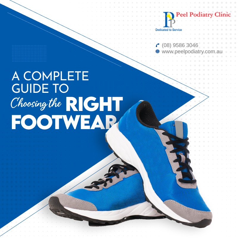 Ensuring a Correct Shoe Fit – Best Tips from a Podiatrist